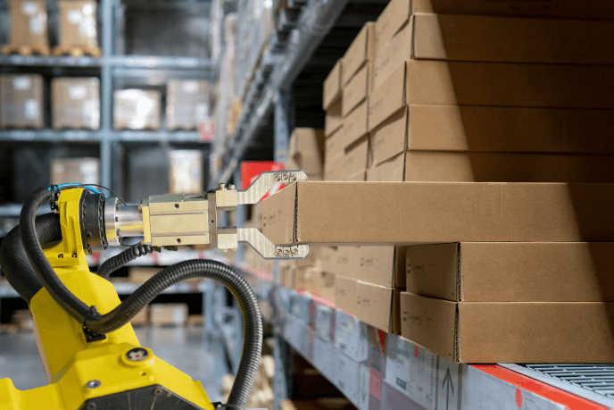 Los robots forman parte de un futuro prometedor del retail