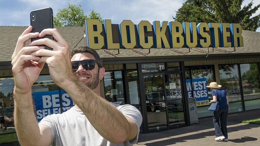 ya quebrada Blockbuster, Blackberry, Nokia