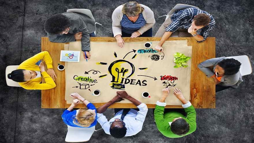 La generación de nuevas ideas es un proceso crucial en la creación de una empresa