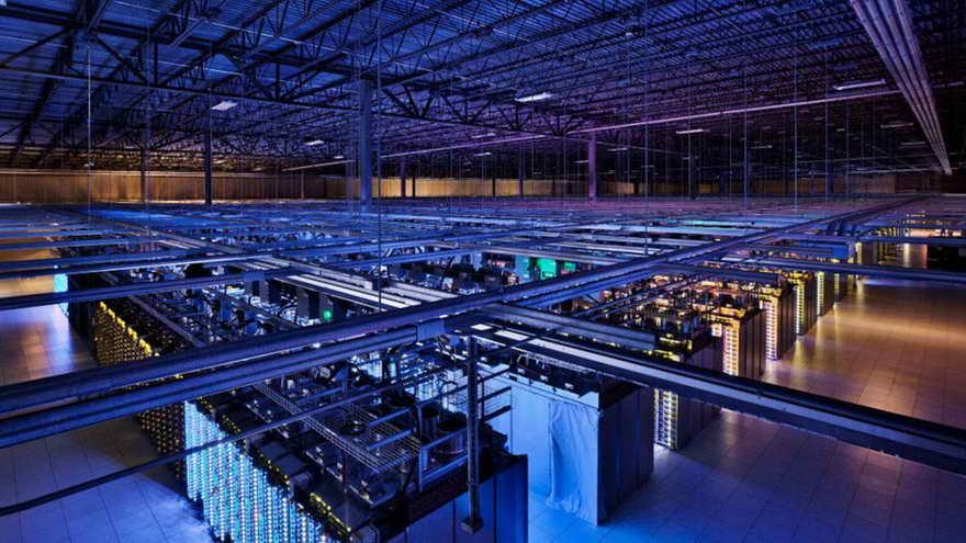 El gigante apuesta todo a la tecnología Cloud