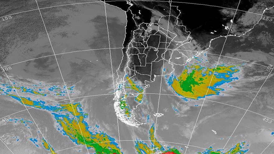 Los mapas climáticos son un aliado imporante a la hora de realizar predicciones
