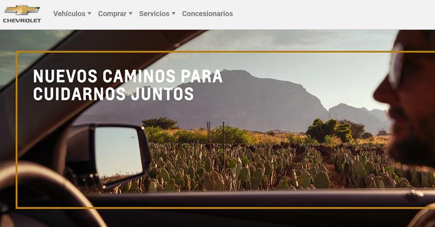 Chevrolet, con nuevos caminos para comunicarse.