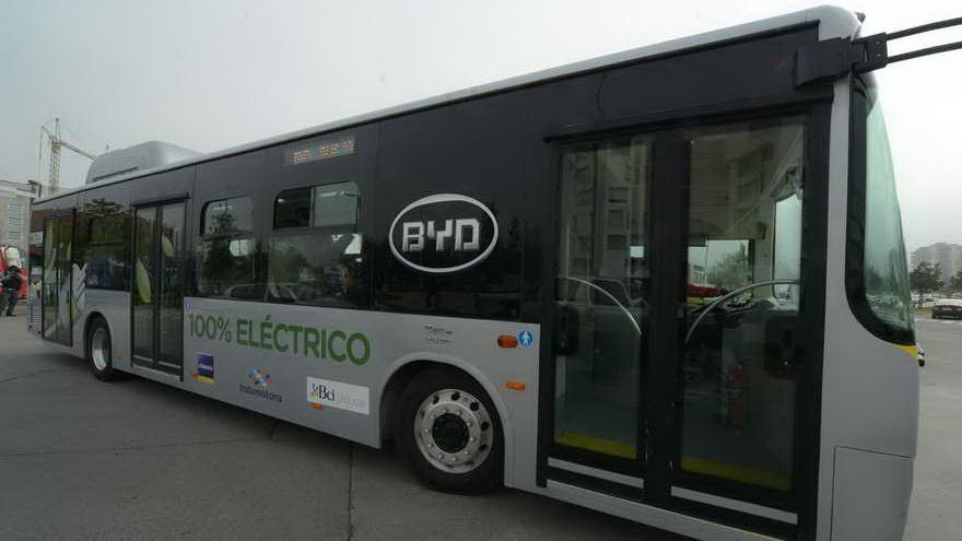 El parque automotriz público es uno de los focos en el desarrollo de la movilidad en Argentina