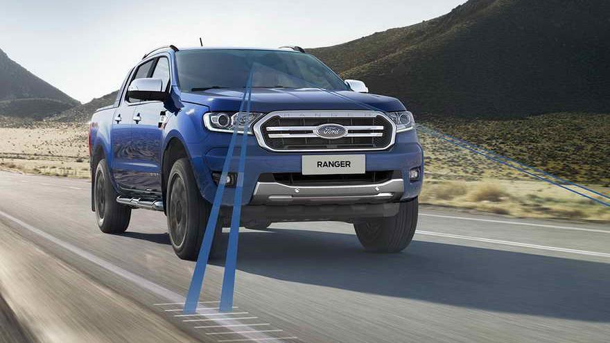 Los sistemas visuales de Ford para vehículos autónomos