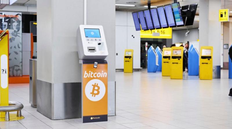 Cajero de Bitcoin