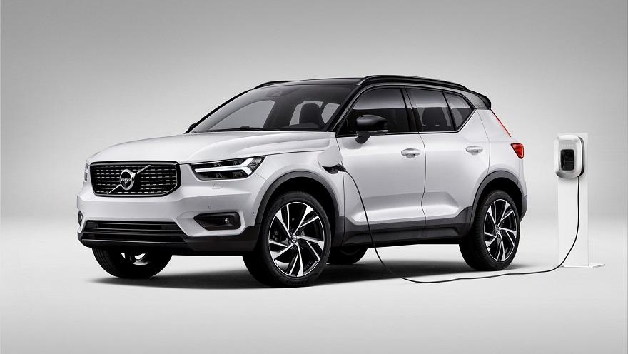 Volvo sigue apostando a la movilidad eléctrico