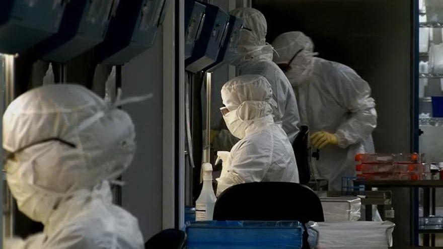 Empresas de todo el mundo investigan para conseguir la vacuna
