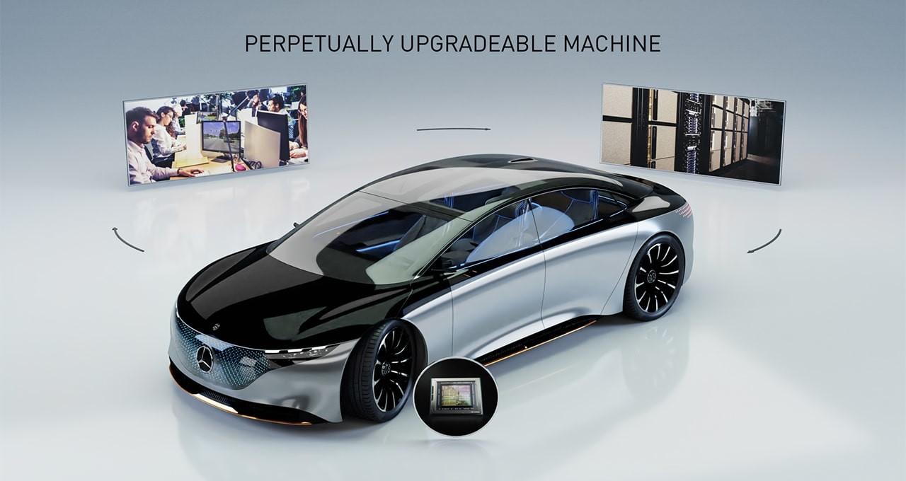 La idea es que los vehículos reciban actualizaciones de software como si fueran un teléfono.