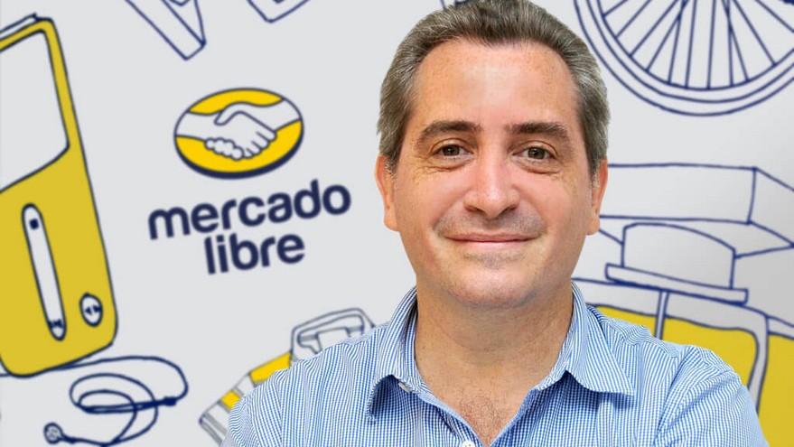 Martín de los Santos, senior VP de Mercado Crédito