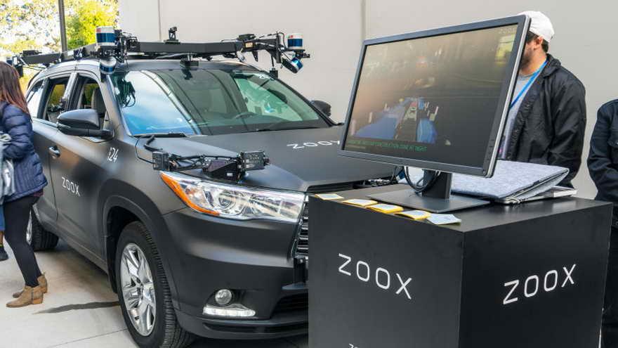 Con la adquisición de Zoox, Amazon sigue expandiéndoseen el negocio de los vehículos autónomos