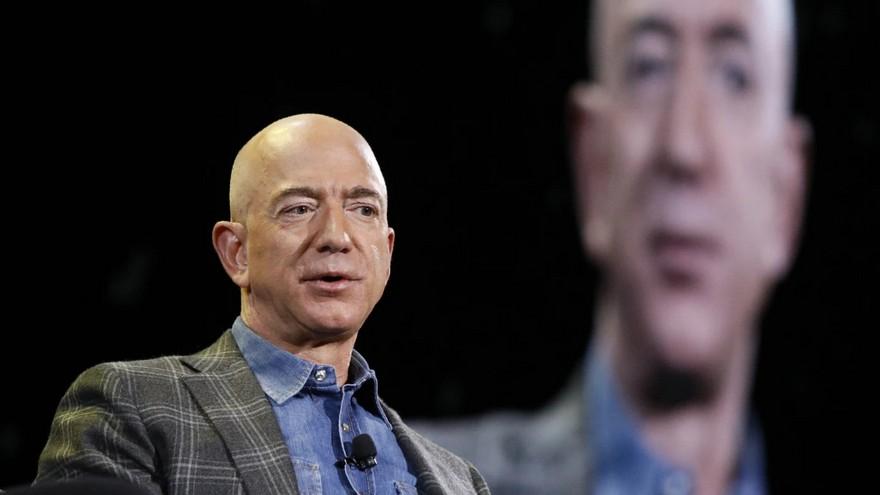 Jef Bezos fue unode los claros ganadores durante la pandemia