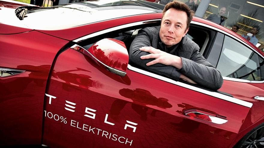 La valoración bursátil de Tesla ha crecido casi exponencialmente en los últimos meses