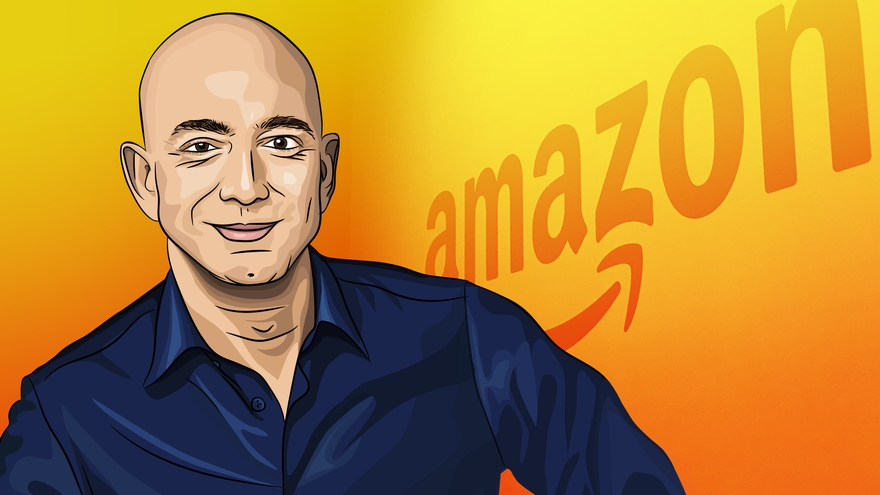 Jeff Bezos ha inspirado tanto a hombres y mujeres de negocio como emprendedores