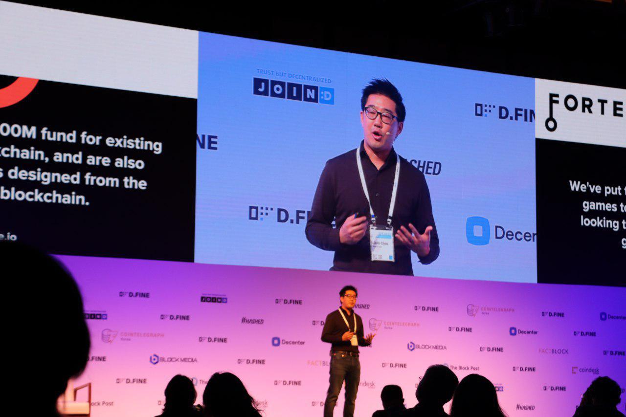 Kevin Chu, CEO y cofundador de Blockchain Ecosystème Rally