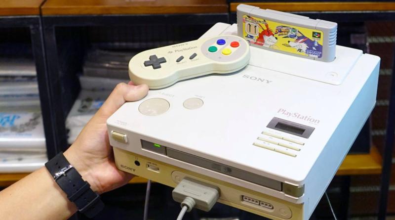 La Nintendo Playstation, única en su tipo