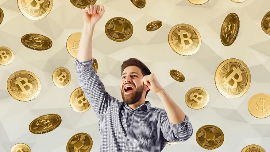 Los bitcoiners, cada vez más felices