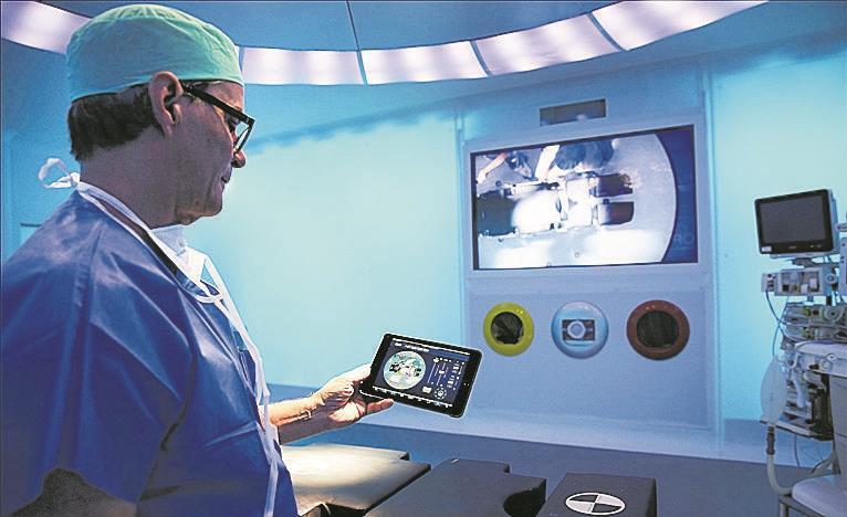 Uno de los sectores que se veran fuertemente influenciados por esta tecnología es el de la Salud Digital