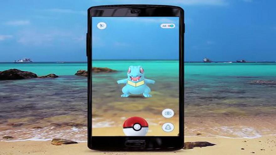 Pokémon Go es el juego más famoso de realidad aumentada