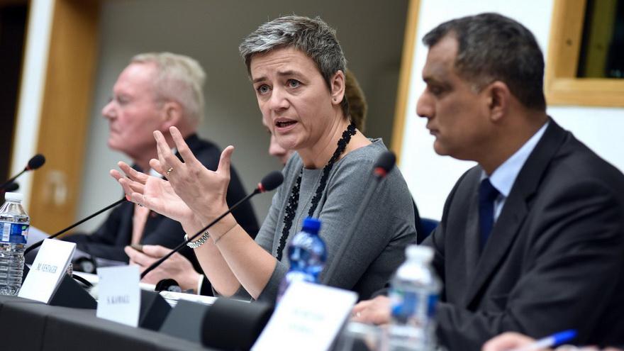 Margrethe Vestager, Comisión Europea