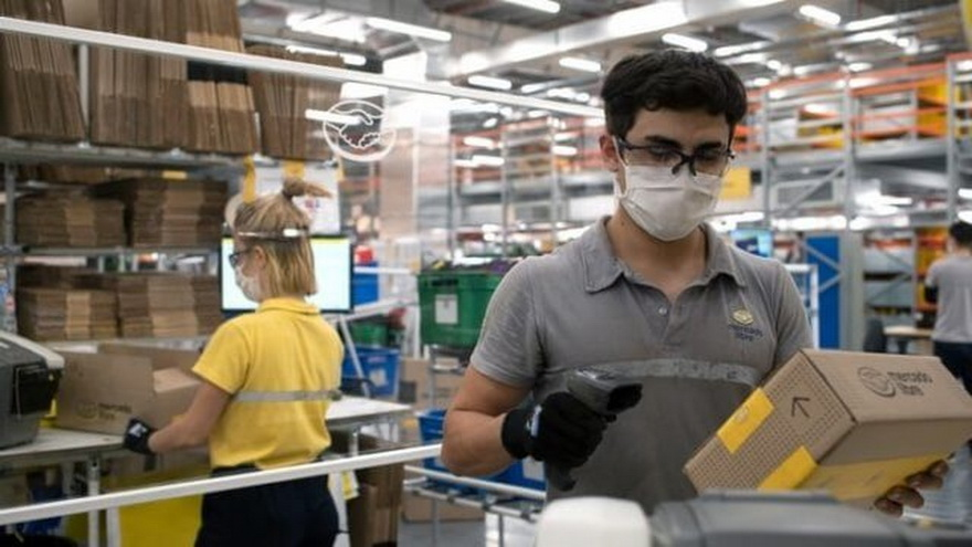Se registraron 2.6 millones nuevos compradores en Brasil, es decir, un 28% de crecimiento