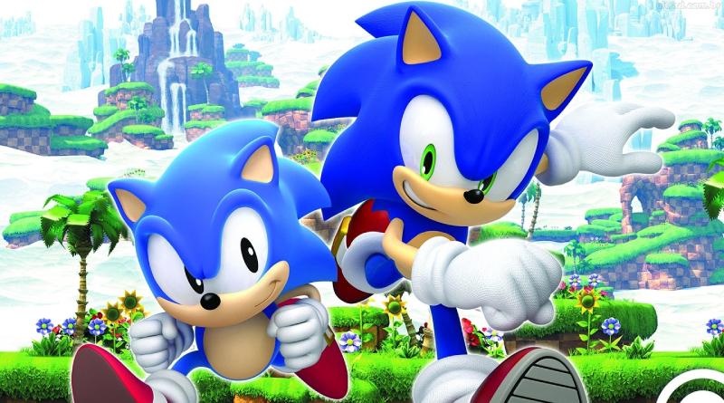 Sonic Generations mostró dos versiones de Sonic que gustaron mucho