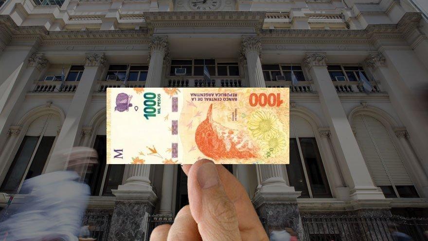 los casos de coronavirus en la Casa de la Moneda afectaron la reducción de personal para la impresión de billete