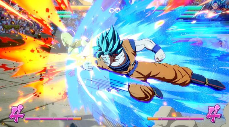 Dragon Ball FighterZ, un juego impresionante de lucha