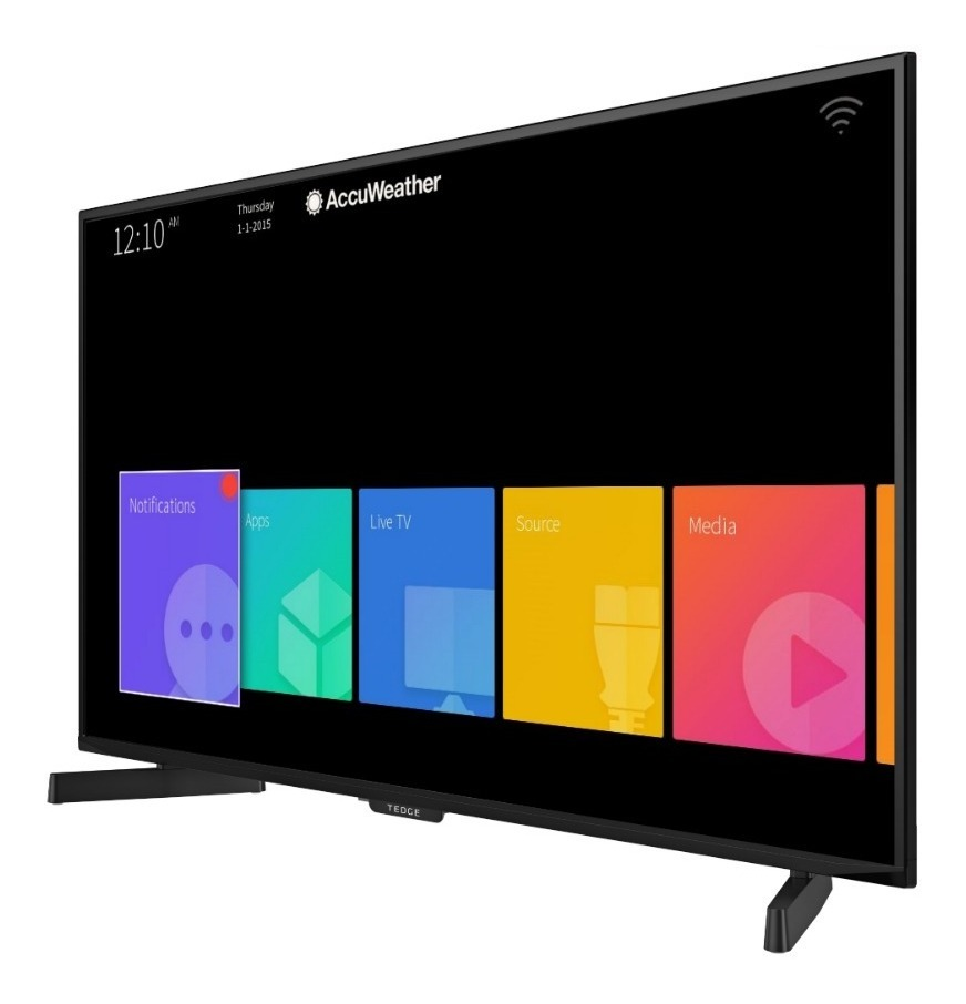 Smart Tv 32 Pulgadas Hd Tedge