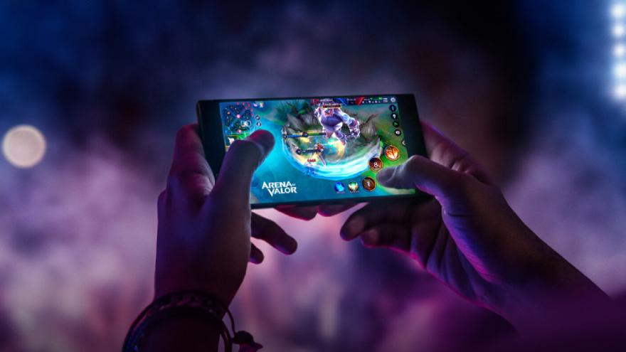 El gaming mobile también crece a pasos agigantados.