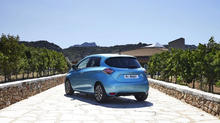 11 mil unidades vendidas en Europa del Renault Zoe