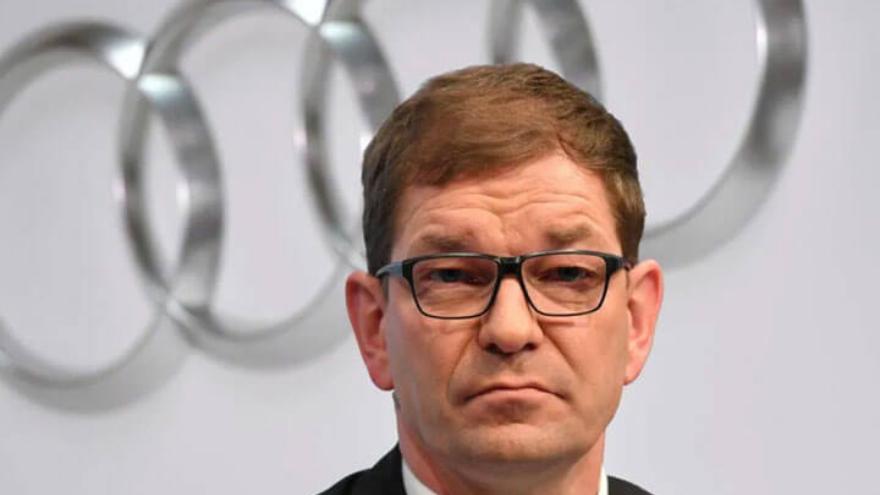 Markus Duesmann, CEO de Audi