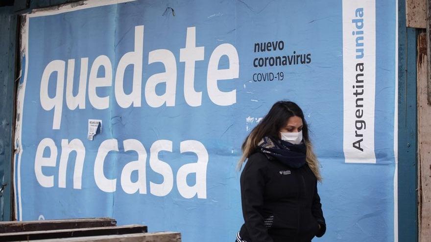 Campaña del Gobierno Nacional por el coronavirus