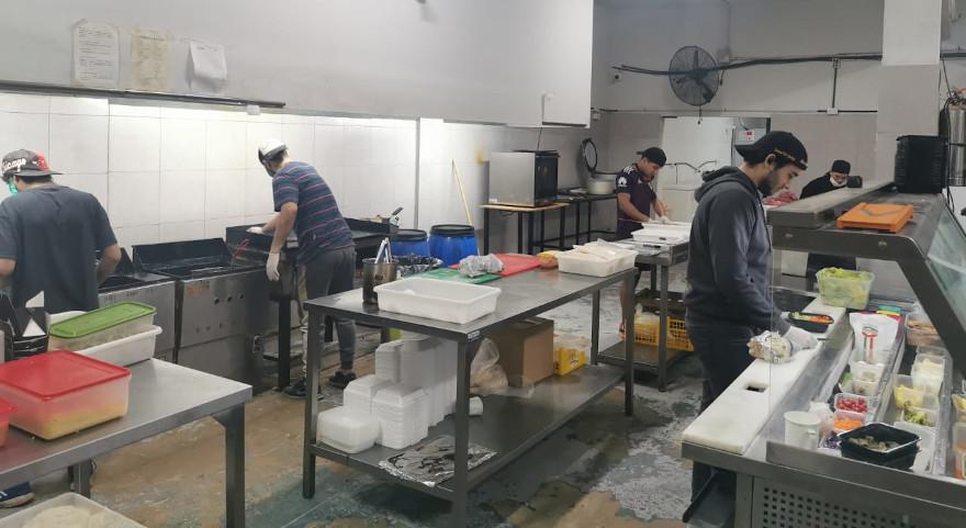 Markópolis fue la primera empresa argentina que se metió de lleno en las dark kitchens. Hoy maneja más de 30 marcas