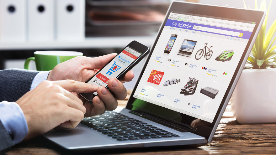 Los nuevos hábitos de compra de los usuarios los lleva a diversificar las opciones sobre donde comprar en internet