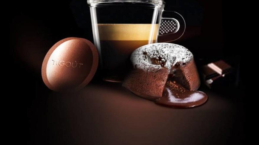 El fundador espera que la máquina sea el acompañante de la Nespresso en shows, salas de reunión, oficinas y hogares