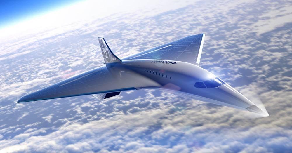 Así es el prototipo del Mach 3
