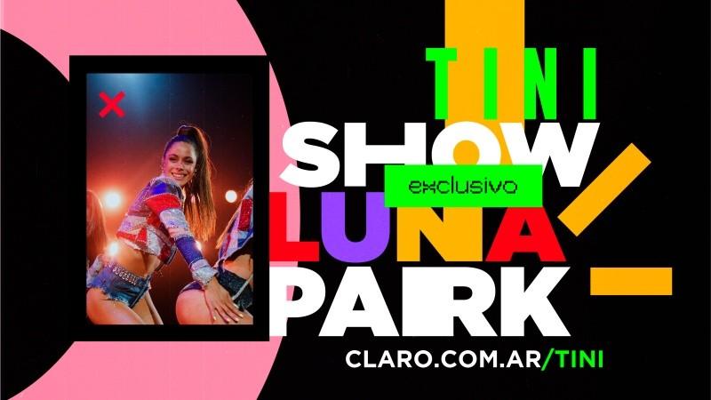 Show de Tini vía Straeming