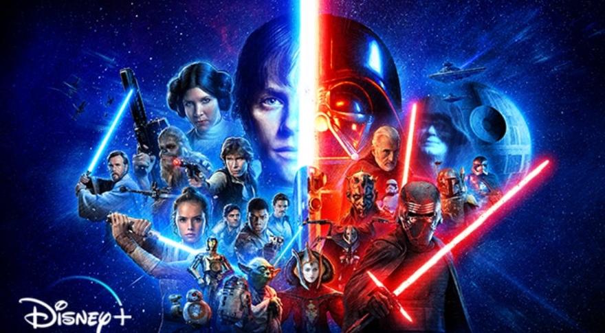 La saga completa de Star Wars también dice presente