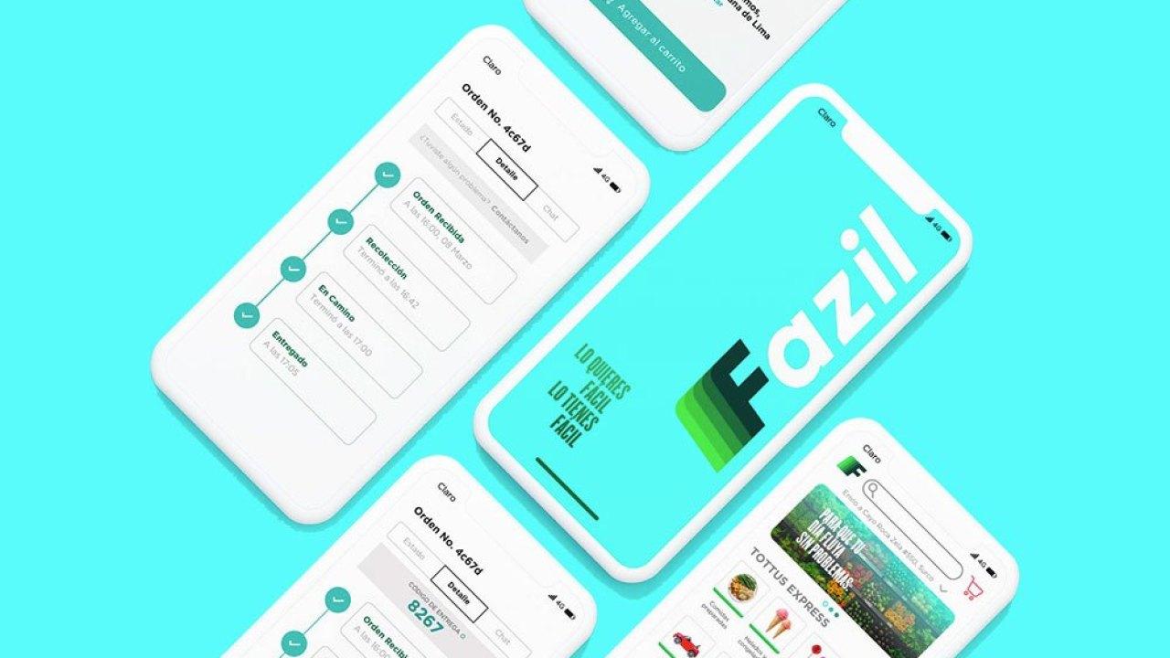 En los próximos días, se incorporará a Fazil la oferta de Falabella Retail y de Homecenter