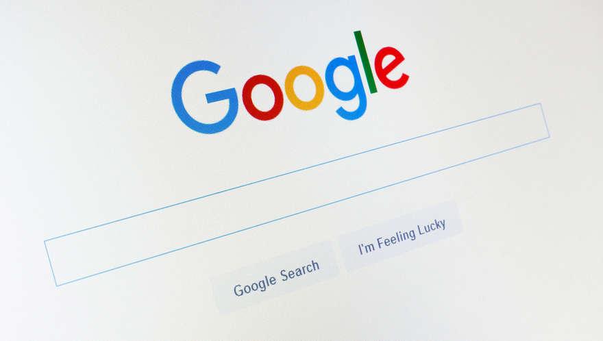 Google logró destacar por su simple interfaz y sus poderosas opciones