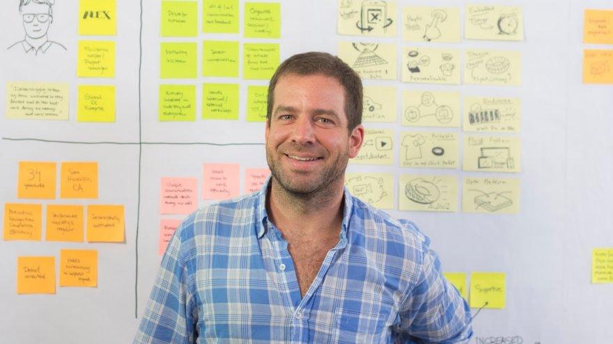 Patricio Jutard, CEO y cofundador de Mural