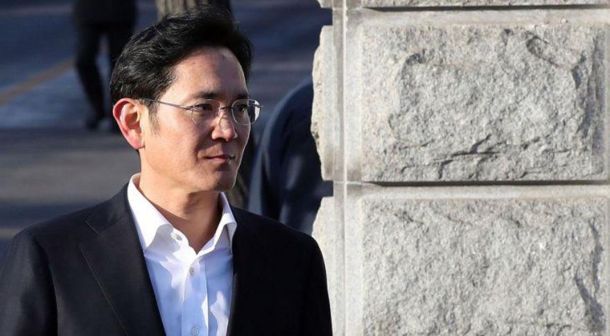El hijo y presunto heredero Jay Y. Lee tiene una participación del 17,3% en Samsung C&T