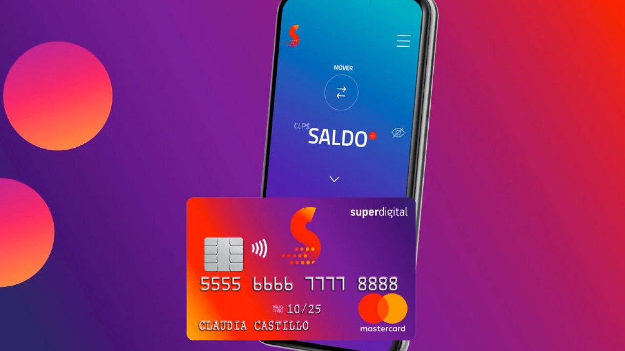 Superdigital consiste en un ecosistema bancario y social para realizar pagos a los contactos a través de chats.