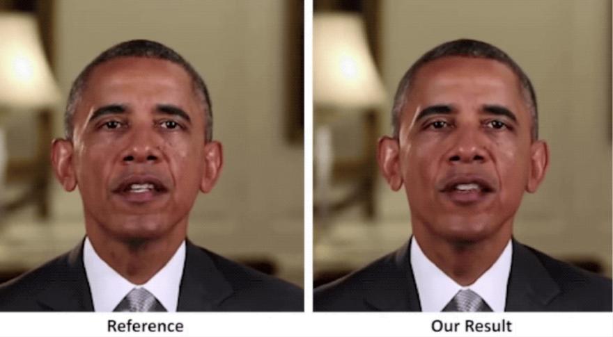 Los deepfakes pueden usarse políticamente