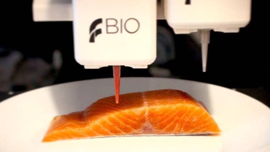 La alta concentración de HC suele cambiar el sabor, la textura y el aroma de los alimentos impresos