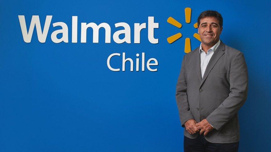Gonzalo Gebara, CEO de Walmart Chile