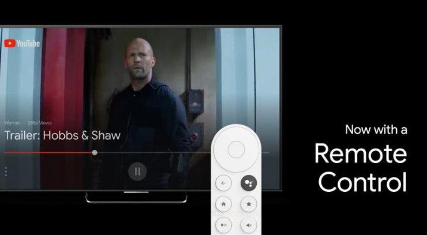 El nuevo Chromecast traerá un control remoto