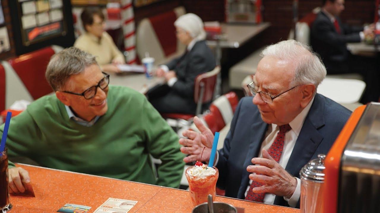 Bill Gates conoció a Warren Buffett por primera vez en 1991 y le preguntó cuál era su libro favorito.