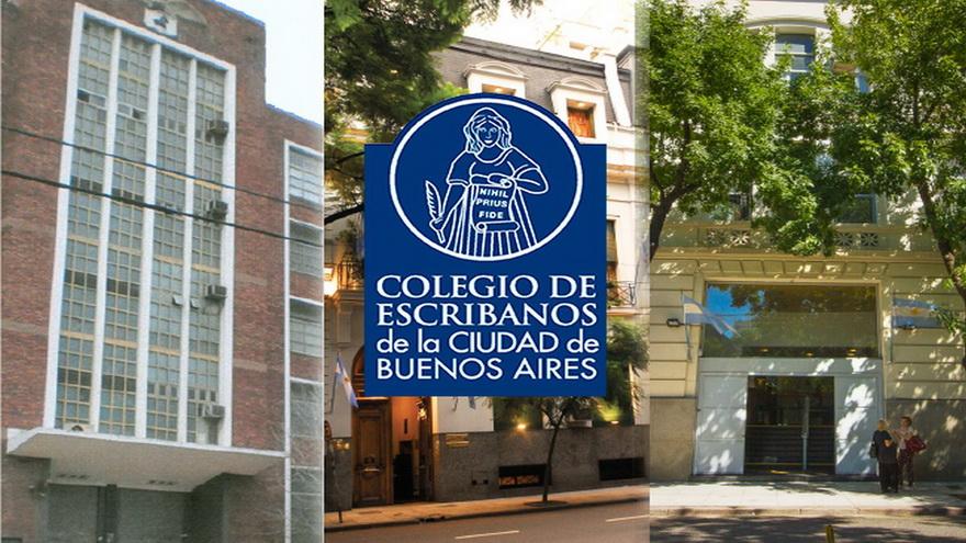 El Colegio de Escribanos rinda este servicio para agilizar oficios judiciales