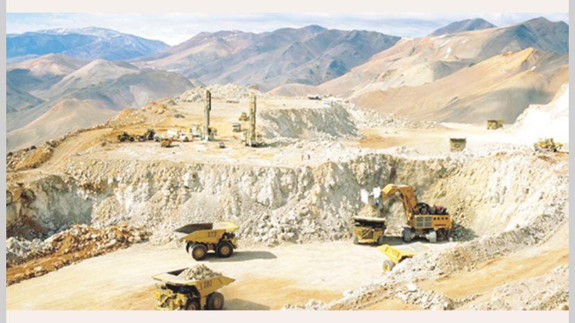 Pese al revés que la explotación minera  tuvo en Chile, en Argentina piden que continúe del lado local